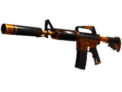 StatTrak™ M4A1-S | Atomic Alloy (Minimal Wear)