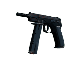 CZ75-Auto | Hexane (Field-Tested)