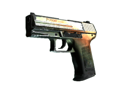 P2000 | Amber Fade (Well-Worn)