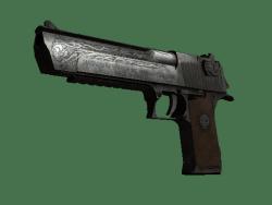 StatTrak™ Desert Eagle | Naga (Battle-Scarred)