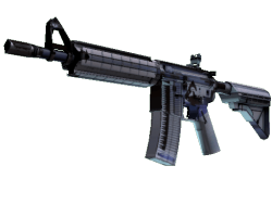 M4A4 | X-Ray (Minimal Wear)