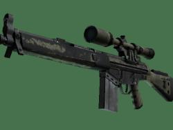 G3SG1   Safari Mesh (Battle-Scarred)
