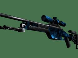 StatTrak™ SSG 08 | Abyss (Factory New)