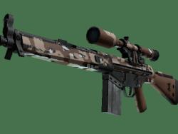 Souvenir G3SG1 | Desert Storm (Well-Worn)