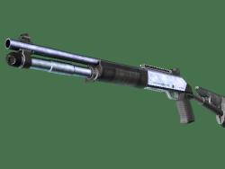 XM1014 | Blue Steel (Well-Worn)
