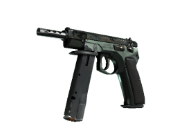 CZ75-Auto | Army Sheen (Field-Tested)