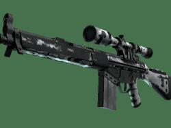 Souvenir G3SG1 | Polar Camo (Battle-Scarred)