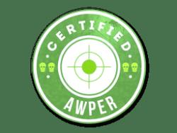 Sticker | The Awper