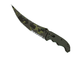 ★ Flip Knife | Boreal Forest (Field-Tested)