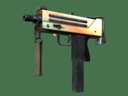 MAC-10 | Amber Fade (Factory New)
