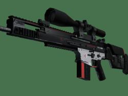 StatTrak™ SCAR-20   Cyrex (Factory New)