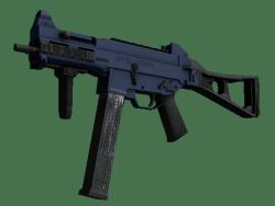 Souvenir UMP-45 | Indigo (Minimal Wear)