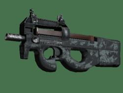Souvenir P90 | Storm (Battle-Scarred)