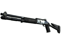 StatTrak™ XM1014 | Quicksilver (Field-Tested)