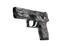 Souvenir P250 | Gunsmoke (Field-Tested)