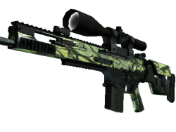 StatTrak™ SCAR-20 | Outbreak (Field-Tested)