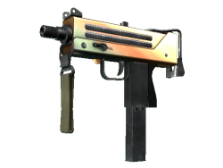 Souvenir MAC-10 | Amber Fade (Factory New)