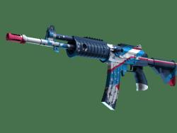 StatTrak™ Galil AR | Rocket Pop (Minimal Wear)
