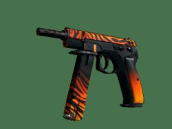 CZ75-Auto | Tigris (Well-Worn)