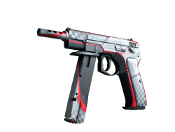 StatTrak™ CZ75-Auto | Pole Position (Minimal Wear)