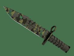 ★ M9 Bayonet | Boreal Forest (Minimal Wear)