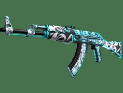 AK-47 | Frontside Misty (Minimal Wear)