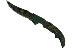 ★ Falchion Knife | Boreal Forest (Field-Tested)