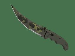 ★ Flip Knife | Boreal Forest (Minimal Wear)