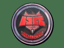 Sticker | HellRaisers (Holo) | Cologne 2014