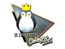Sticker | Team Kinguin (Foil) | Cologne 2015