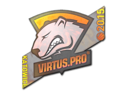 Sticker | Virtus.pro (Holo) | Katowice 2015