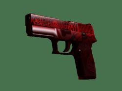 StatTrak™ P250 | Muertos (Factory New)
