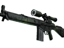 G3SG1 | Jungle Dashed (Well-Worn)