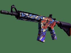 M4A4 | 龍王 (Dragon King) (Factory New)