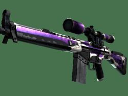G3SG1   Flux (Battle-Scarred)