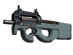 P90 | Storm (Well-Worn)