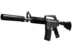 StatTrak™ M4A1-S | Basilisk (Minimal Wear)