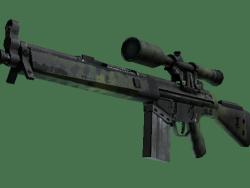Souvenir G3SG1   Jungle Dashed (Field-Tested)