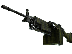 M249 | Gator Mesh (Field-Tested)