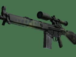 G3SG1 | Jungle Dashed (Minimal Wear)