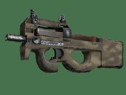 P90 | Sand Spray (Well-Worn)