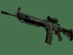 SG 553   Gator Mesh (Field-Tested)