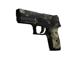 Souvenir P250 | Contamination (Battle-Scarred)