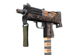 MAC-10 | Rangeen (Factory New)