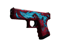 StatTrak™ Glock-18 | Water Elemental (Factory New)