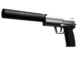 USP-S | Stainless (Minimal Wear)