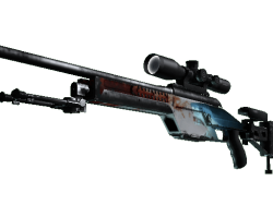 SSG 08 | Blood in the Water (Field-Tested)