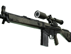 Souvenir G3SG1 | Safari Mesh (Well-Worn)