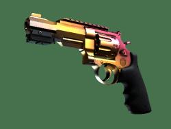 R8 Revolver | Fade (Minimal Wear)