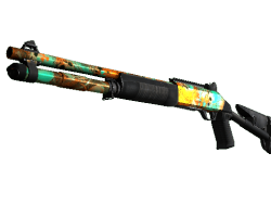 Souvenir XM1014 | Bone Machine (Factory New)